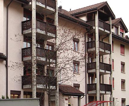 Fridlihuus Glarus